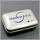 feed back disk